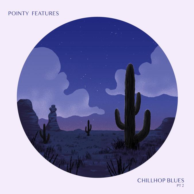 Pointy Features Album Cover
